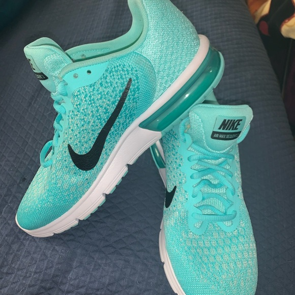 Nike Shoes   Nike Teal Shoes   Poshmark